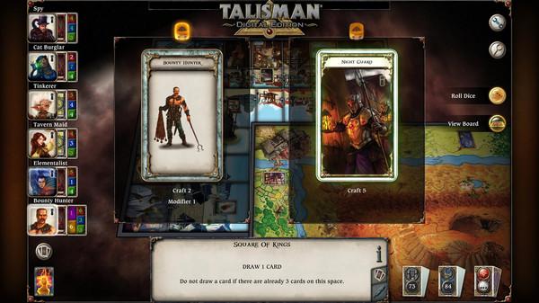 скриншот Talisman - The City Expansion 1