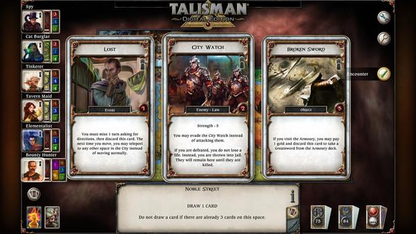 скриншот Talisman - The City Expansion 2