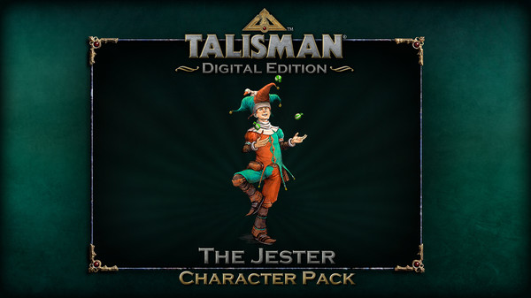 скриншот Character Pack #12 - Jester 0