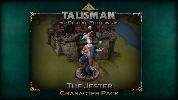 скриншот Character Pack #12 - Jester 1