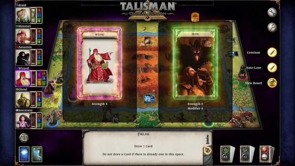 скриншот Talisman - The Nether Realm Expansion 1