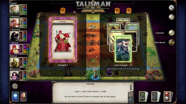 скриншот Talisman - The Nether Realm Expansion 3
