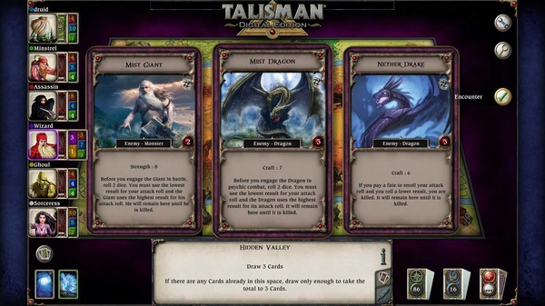 скриншот Talisman - The Nether Realm Expansion 0