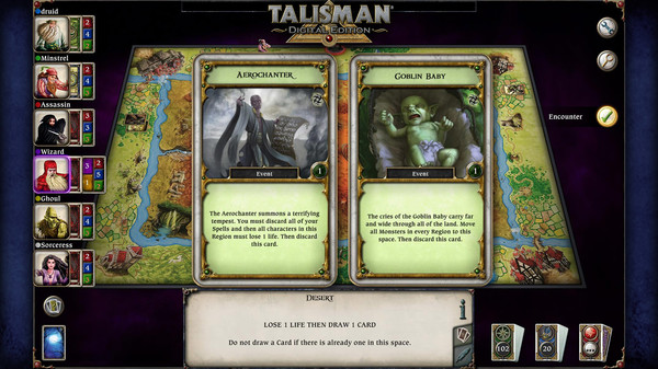 скриншот Talisman - The Nether Realm Expansion 5