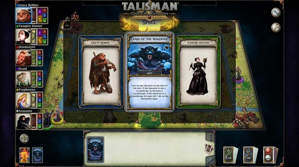 скриншот Talisman - The Blood Moon Expansion 5