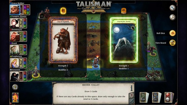 скриншот Talisman - The Blood Moon Expansion 2