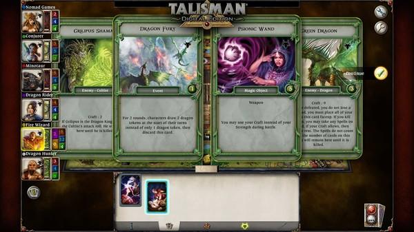 Talisman - The Dragon Expansion