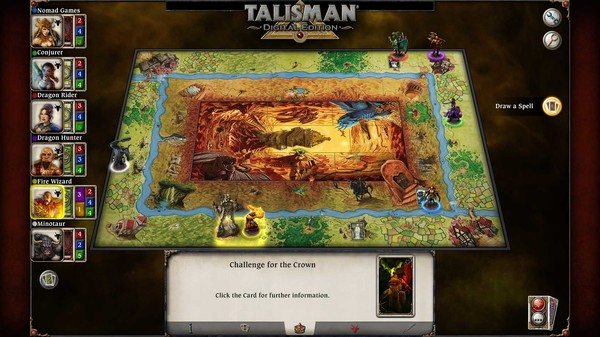 скриншот Talisman - The Dragon Expansion 2