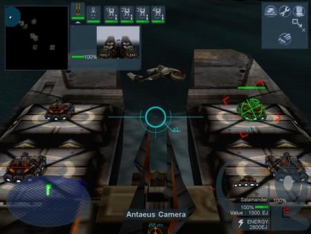 скриншот Hostile Waters: Antaeus Rising 1