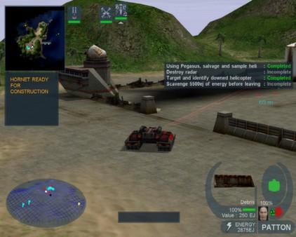 скриншот Hostile Waters: Antaeus Rising 2