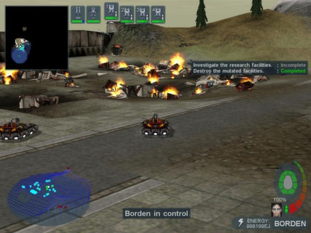 скриншот Hostile Waters: Antaeus Rising 4