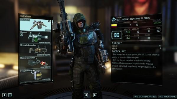 Screenshot of XCOM 2
