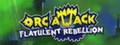Orc Attack: Flatulent Rebellion-game