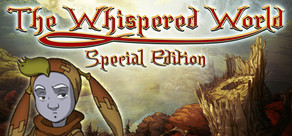 The Whispered World Special Edition cover art