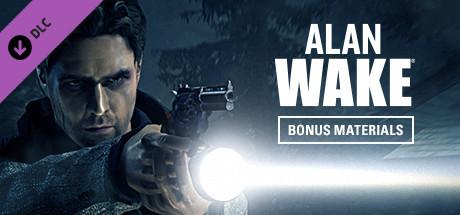 Alan Wake Bonus Materials
