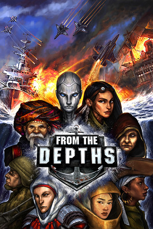 From the Depths poster image on Steam Backlog