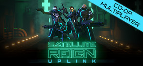 Satellite Reign cover art