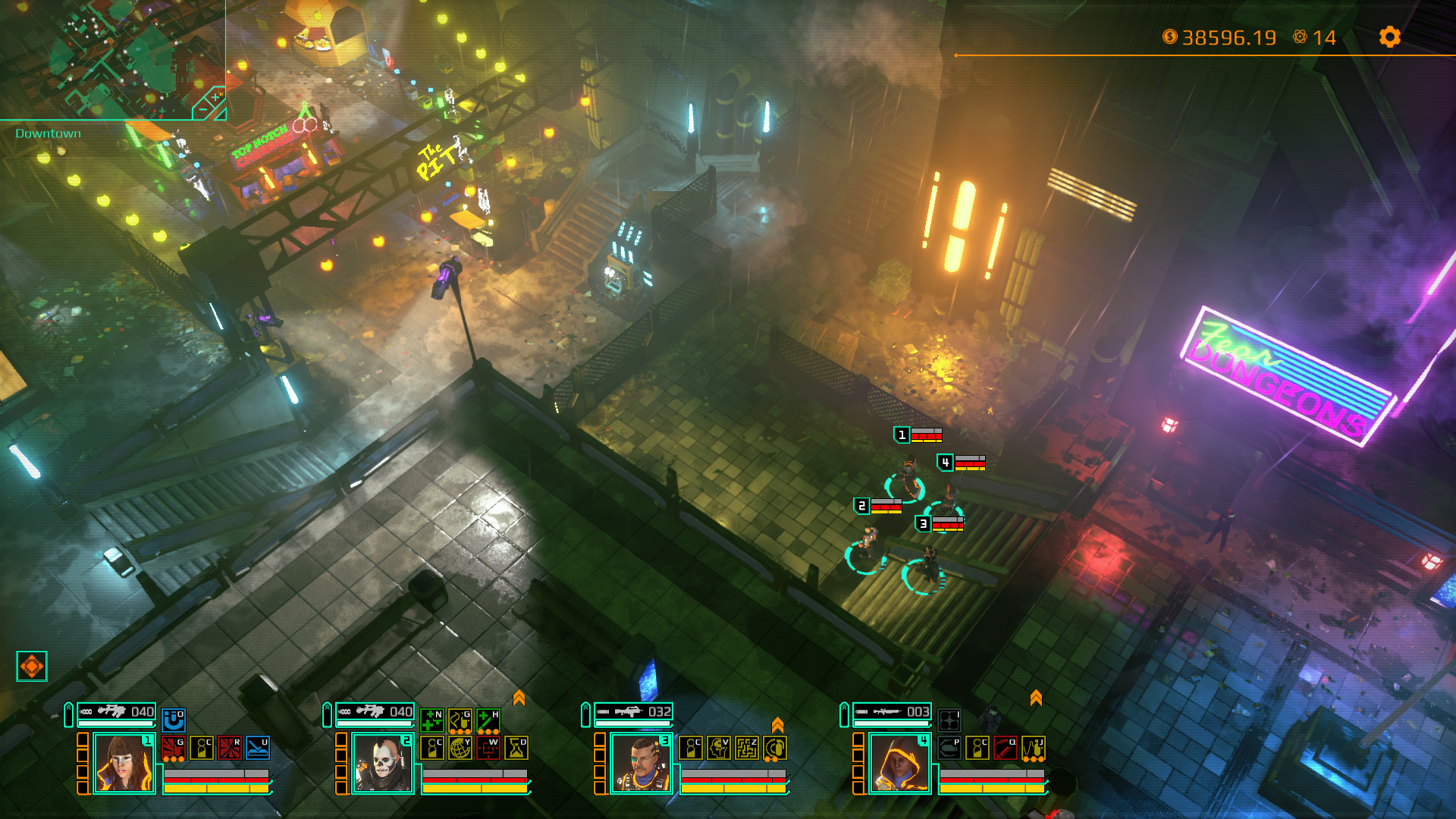 Satellite Reign screenshot 3