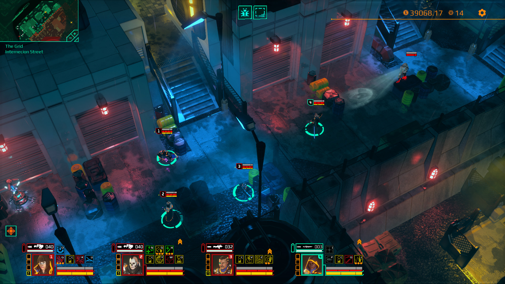 Satellite Reign screenshot 2