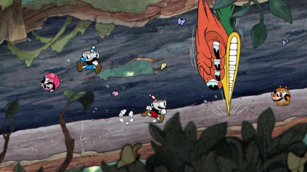 скриншот Cuphead 3