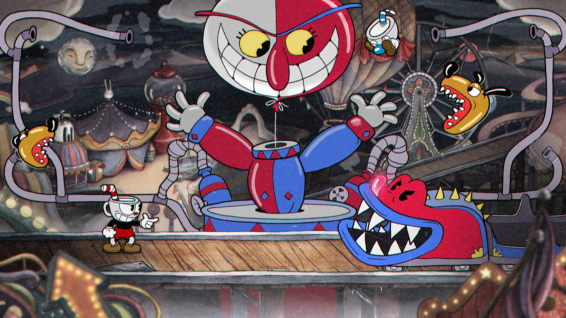 Find the best laptop for Cuphead