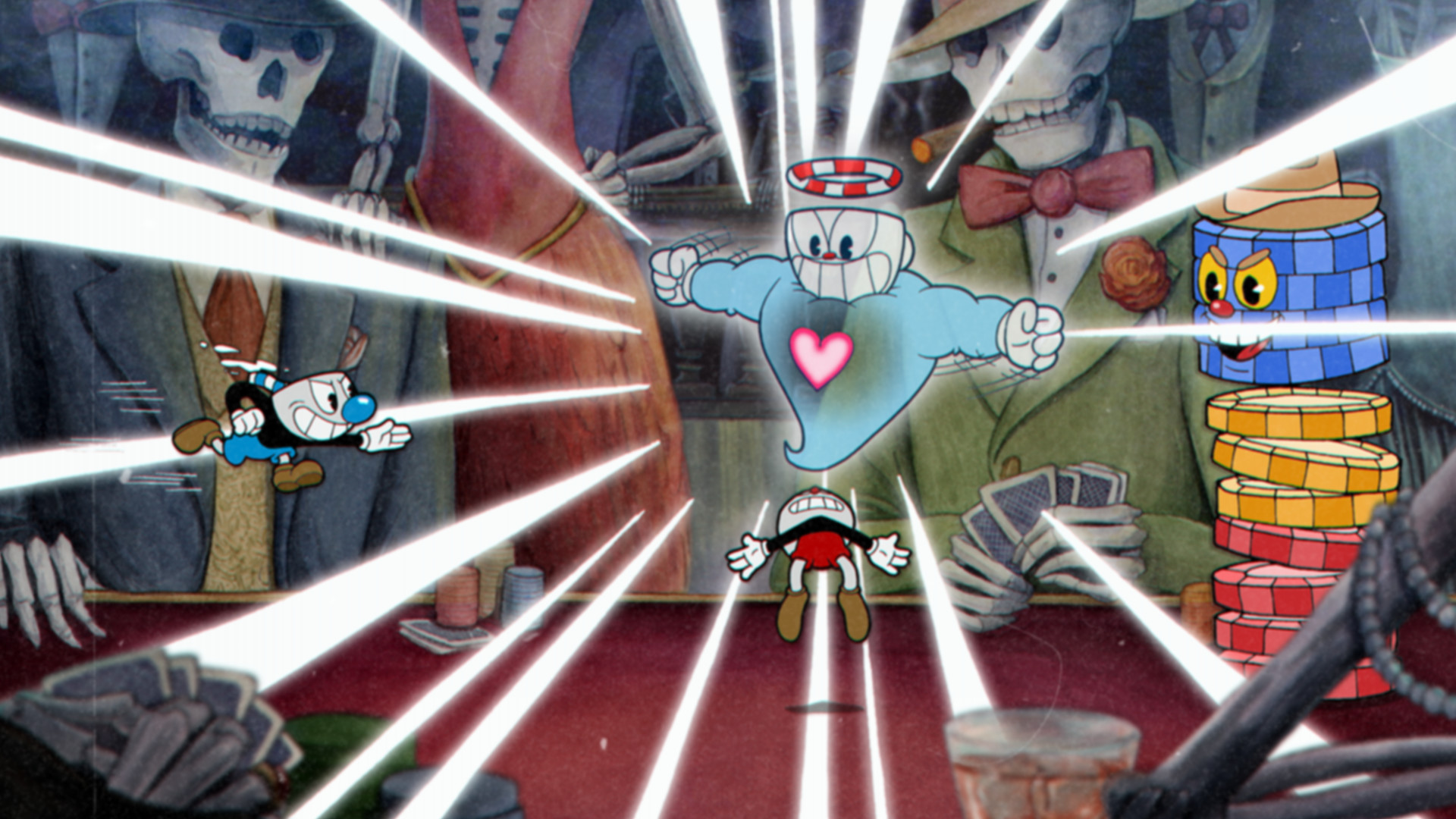 Cuphead Screenshot 1