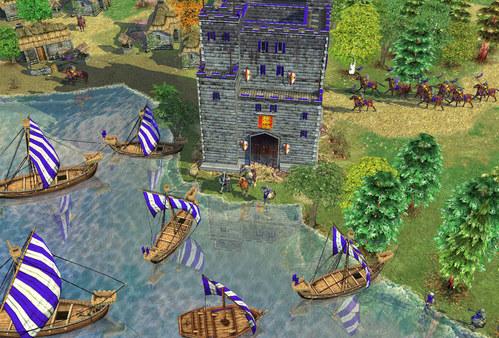 Скриншот из Empires: Dawn of the Modern World