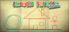 Crayon Physics Deluxe cover art