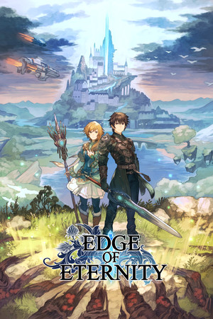 Edge Of Eternity poster image on Steam Backlog