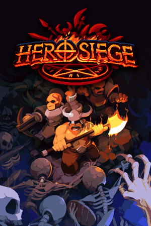 Hero Siege poster image on Steam Backlog