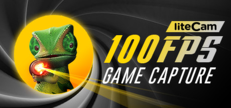 liteCam Game: 100 FPS Game Capture