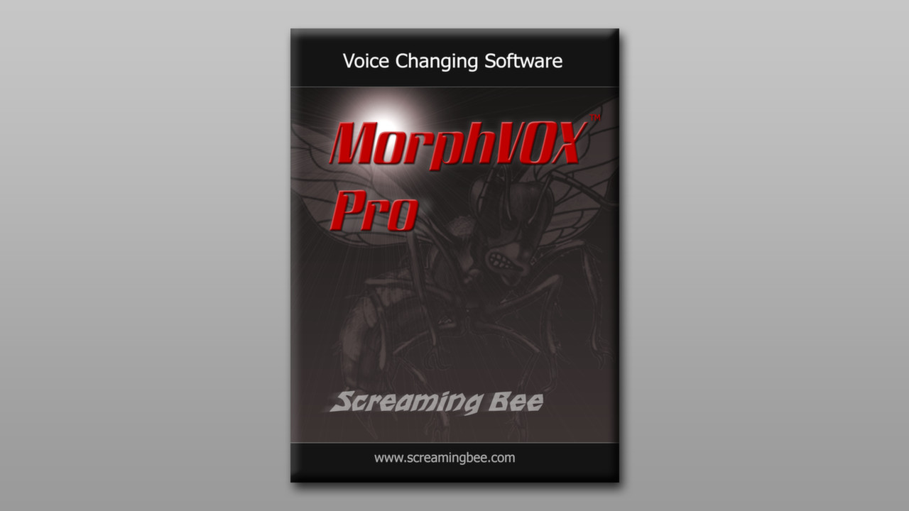 voice changer - vox screaming bee