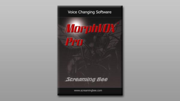 Скриншот из MorphVOX Pro - Voice Changer