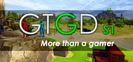 Save 45% on GTGD S1: More Than a Gamer on Steam