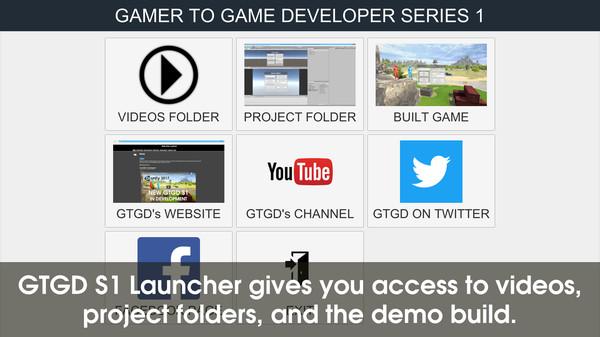 Скриншот из GTGD S1 More Than A Gamer