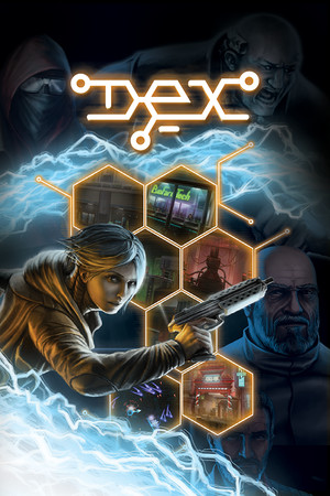 Dex poster image on Steam Backlog