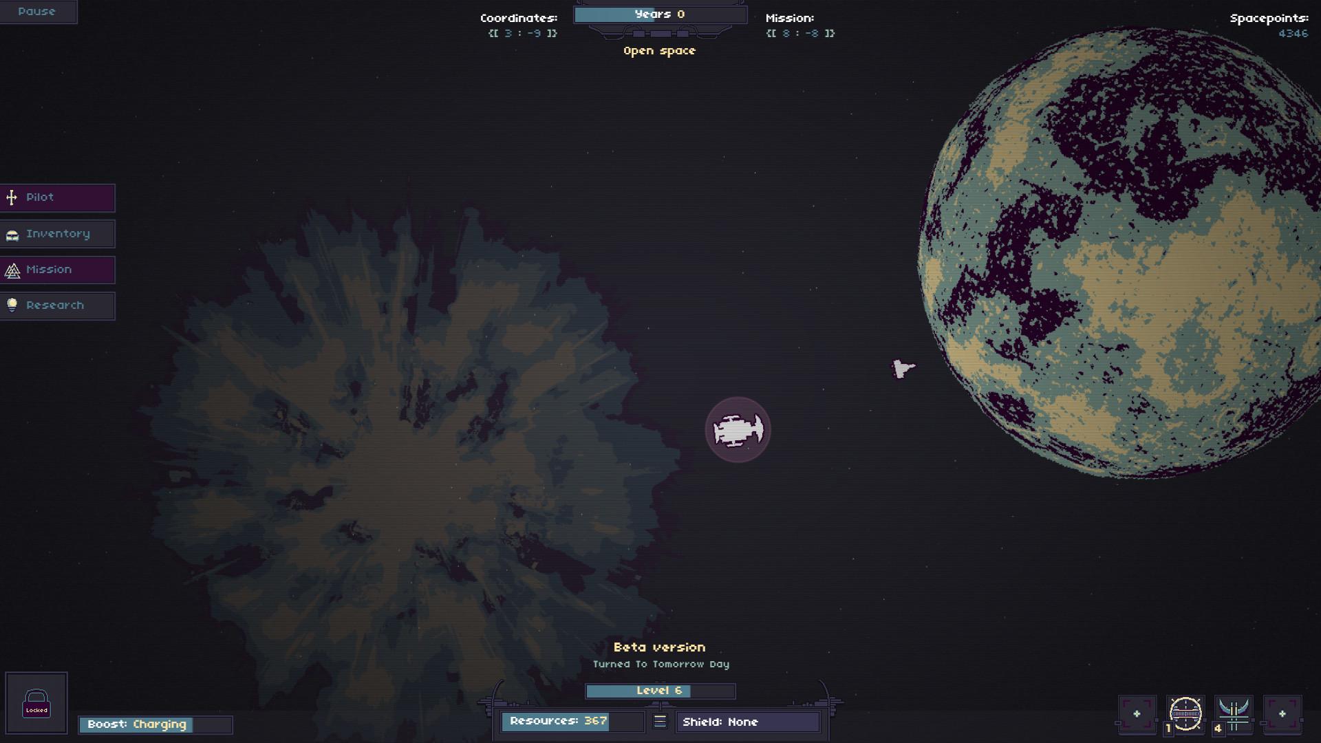 RymdResa Screenshot 2