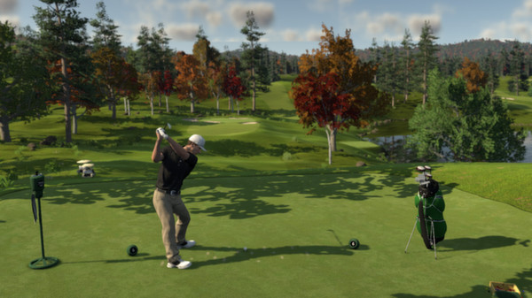 The Golf Club Screenshot