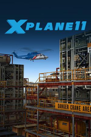 X-Plane 11 poster image on Steam Backlog