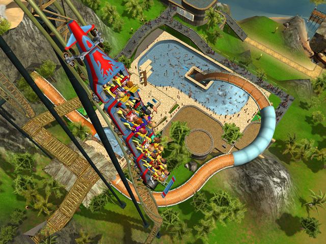 roller coaster tycoon 3 mac os x lion