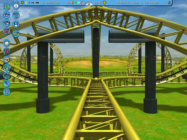 RollerCoaster Tycoon 3: Platinum screenshot 3