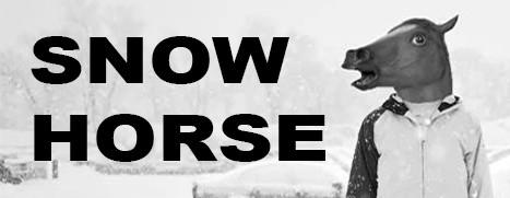 Snow Horse - 雪马
