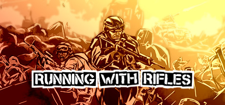 RUNNING WITH RIFLES header image