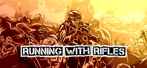 RUNNING WITH RIFLES cover art