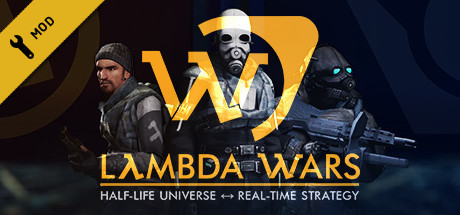 Lambda Wars Beta on Steam Backlog