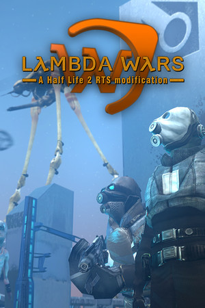 Lambda Wars Beta poster image on Steam Backlog
