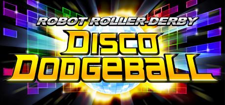 Robot Roller-Derby Disco Dodgeball Steam Game
