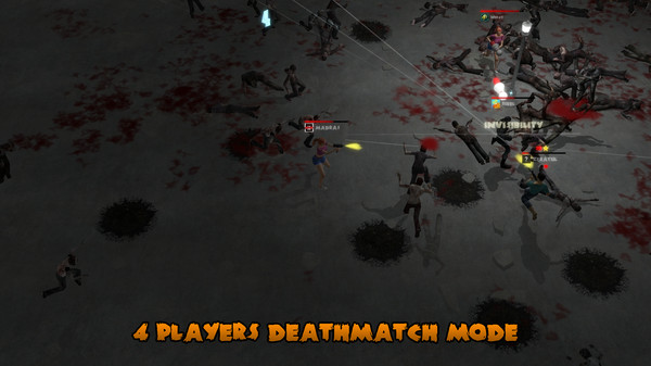 скриншот Yet Another Zombie Defense 4