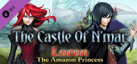 Loren The Amazon Princess - The Castle Of N'Mar DLC