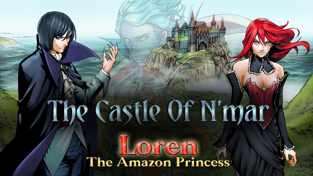 loren the amazon princess the castle of nmar full